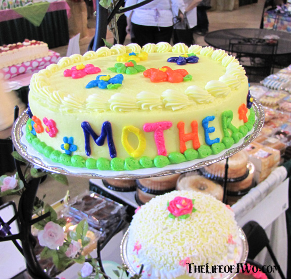 Mother's Day cakes