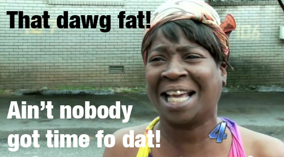 sweetbrown_aintgottime