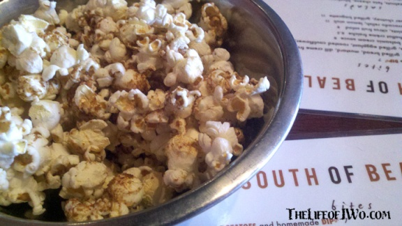 Popcorn from South of Beale