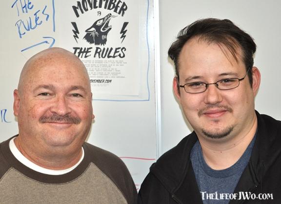 Billy & Zach (aka Bert & Ernie)