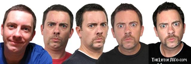 Movember 2013: The progression of the JMo