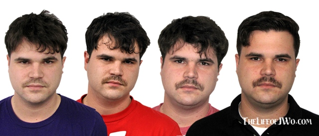 Movember 2013: Other Zack