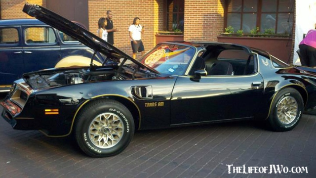 "muscle cars"" out there, I'd still love to have a Bandit Trans Am"
