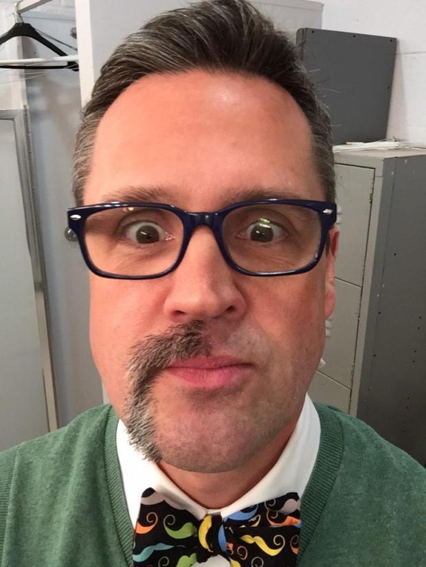 Joey Sulipeck half mustache