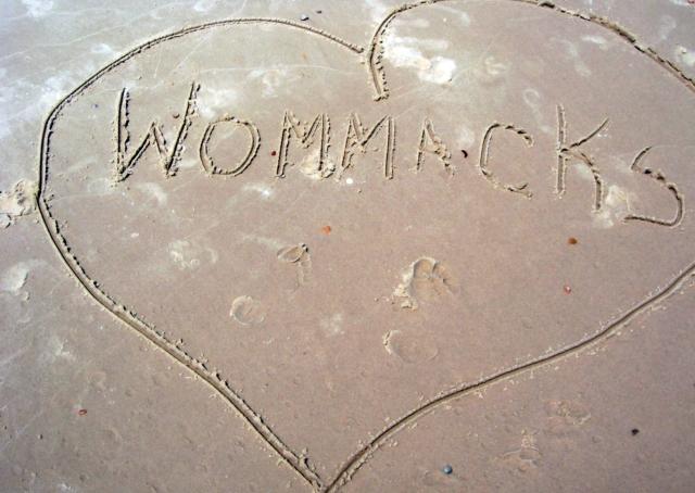Wommacks_Sand