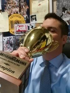 Matt Movember Trophy