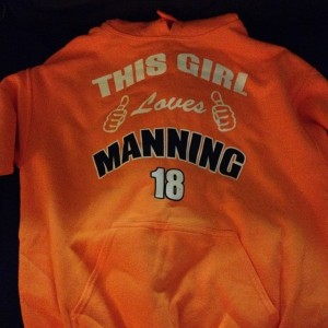 TWo Peyton sweatshirt